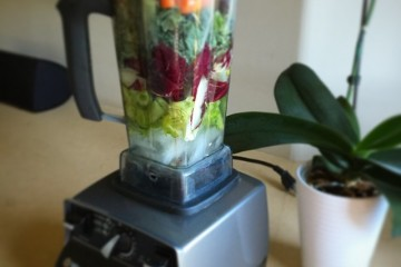 Fruit and Vegetable Shake
